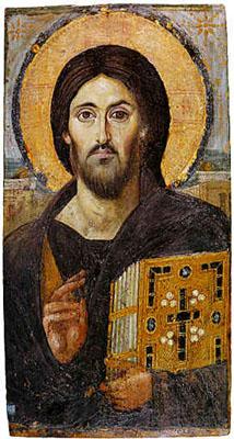 Ιησούς Χριστός, Μονή Σινά